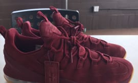 Nike LeBron 13 Low Premium Team Red Release Date