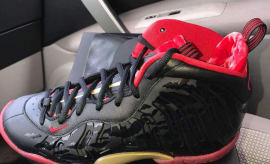 Nike Little Posite One Dracula Halloween Release Date Profile 846077-003