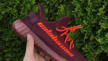 Adidas Yeezy Boost 350 Calabasas Customs by Mache