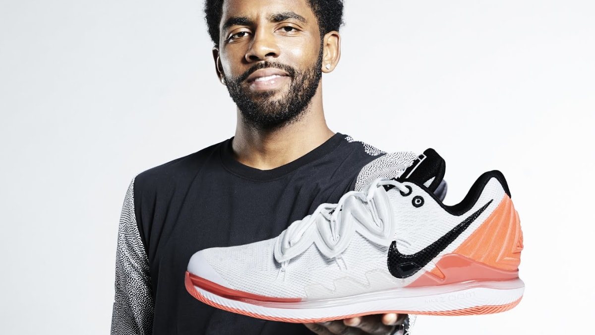 03530827c670 Kyrie Irving s Next Collab Is With a Tennis Star