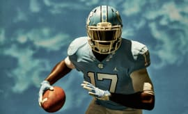 Jordan North Carolina Football Uniforms (1)