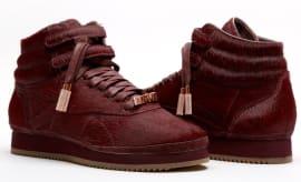 Amber Rose Reebok Muva Fuka Sneakers