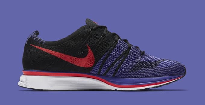 611308a373 Nike Flyknit Trainer  Siren Red Persian Violet  AH8396-003 ...