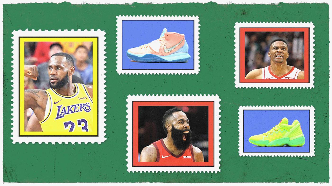 Best NBA Signature Sneakers 2020