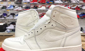 Air Jordan 1 High OG White 2017 Release Date Profile