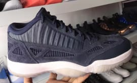 Air Jordan 11 Low IE Navy 2017 Release Date