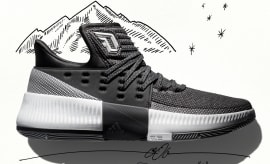 Adidas Dame 3 Wasatch Front Release Date Profile