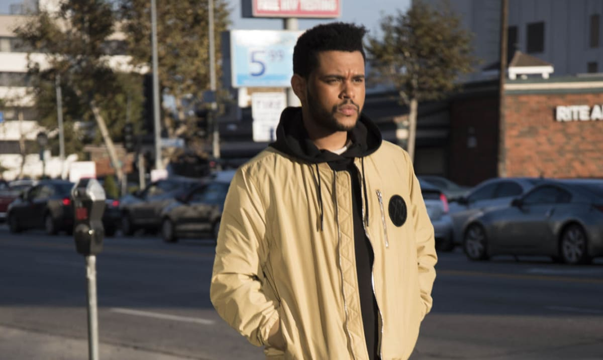 The weeknd and hm unveil spring icons collection complex gumiabroncs Choice Image