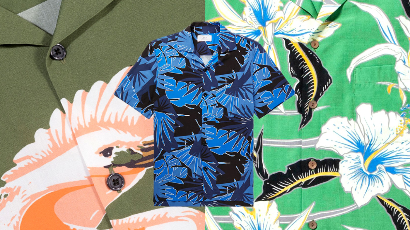 Hawaiian Shirt Market List