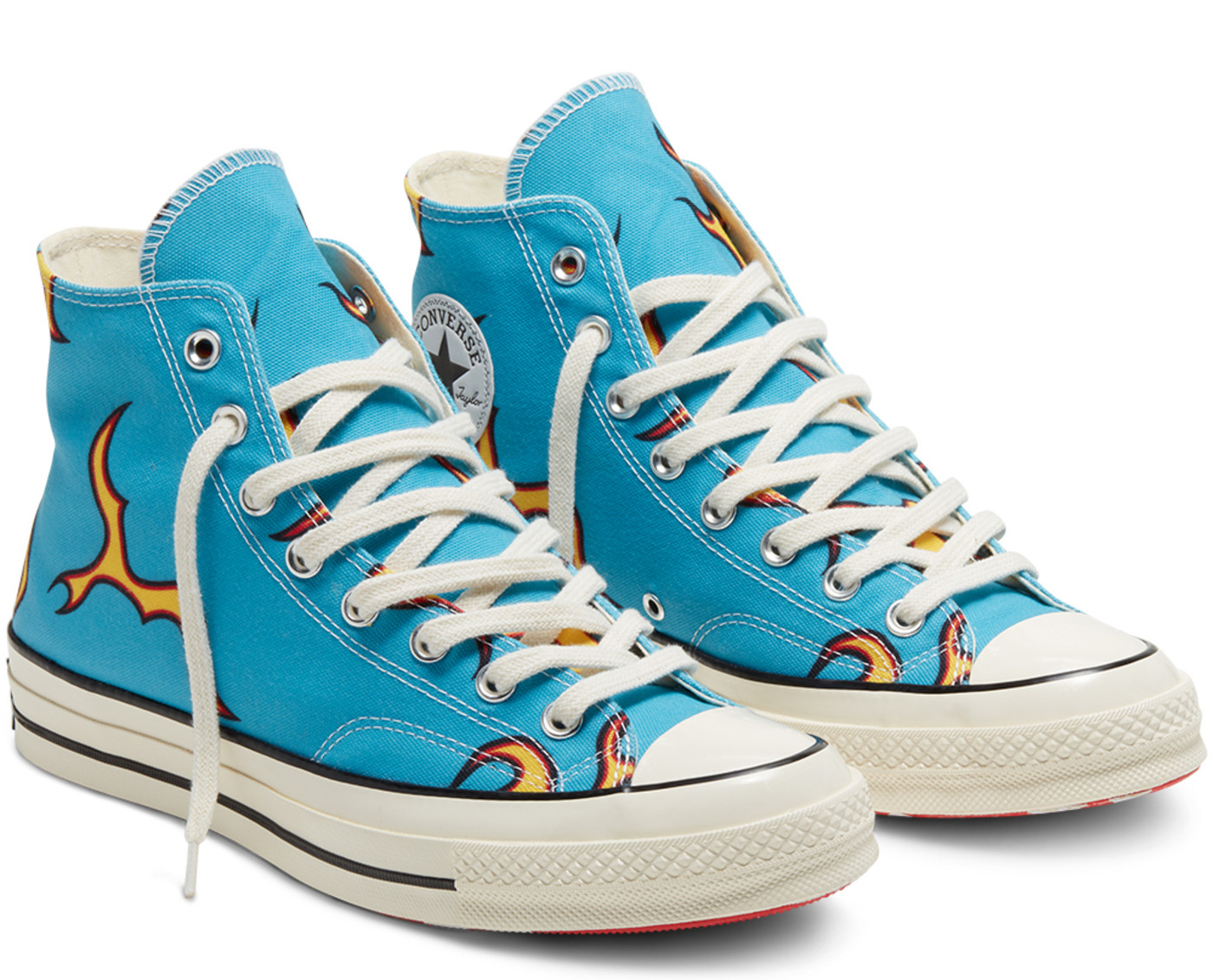 tyler-the-creator-golf-wang-converse-chuck-70-flames-pair