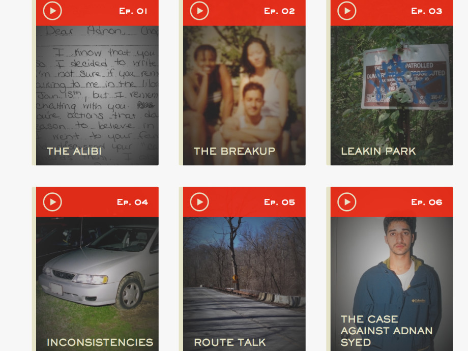 """8 Reasons to Binge-Listen to """"Serial"""" Right Now"""