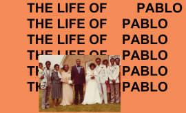 Kanye The Life of Pablo Artwork