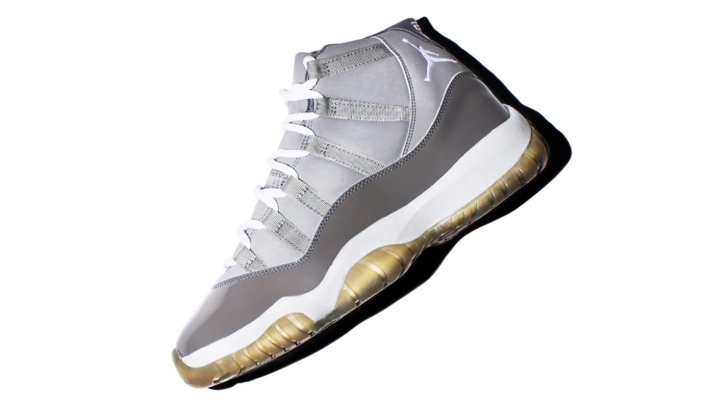 Cool Grey Air Jordan 11