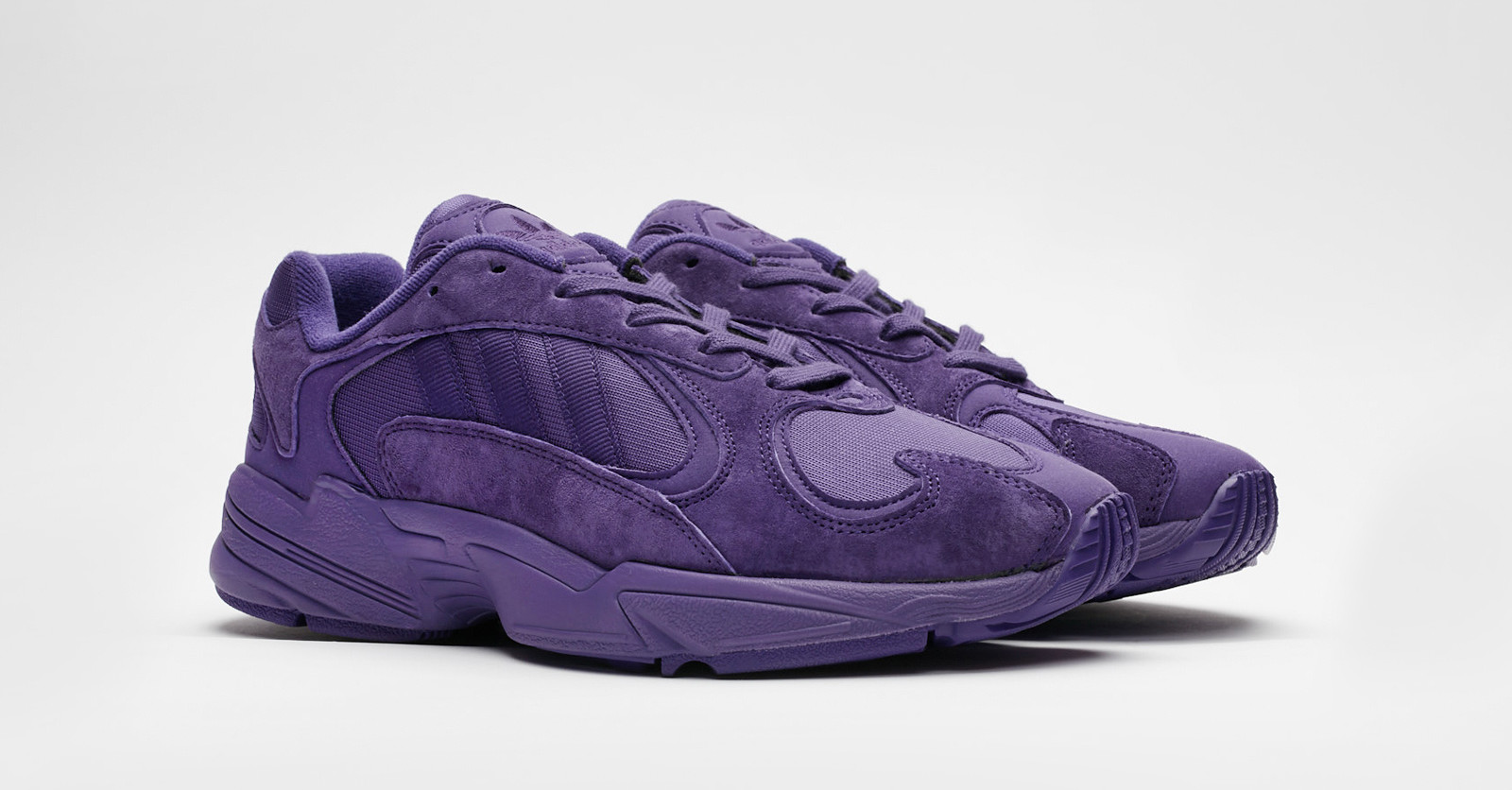 8eaa46f10faff Retailer Sneakersnstuff taps funk legend George Clinton to help unveil its  new Adidas Yung-1 exclusive pack. Find the release date and more info here.