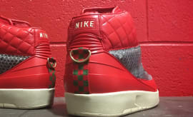 Air Jordan 2 Supreme Blazer Custom by Mache