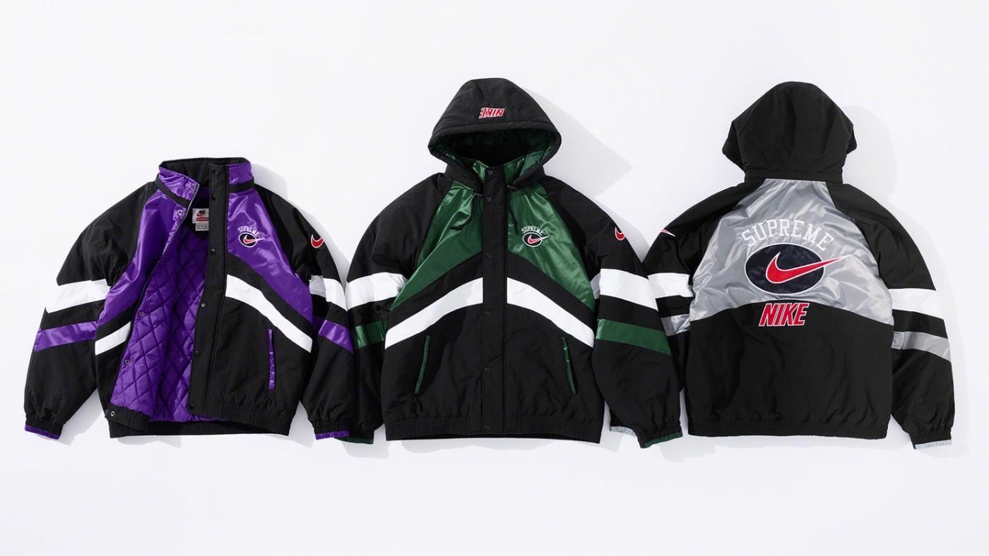Supreme x Nike SS19 Collection