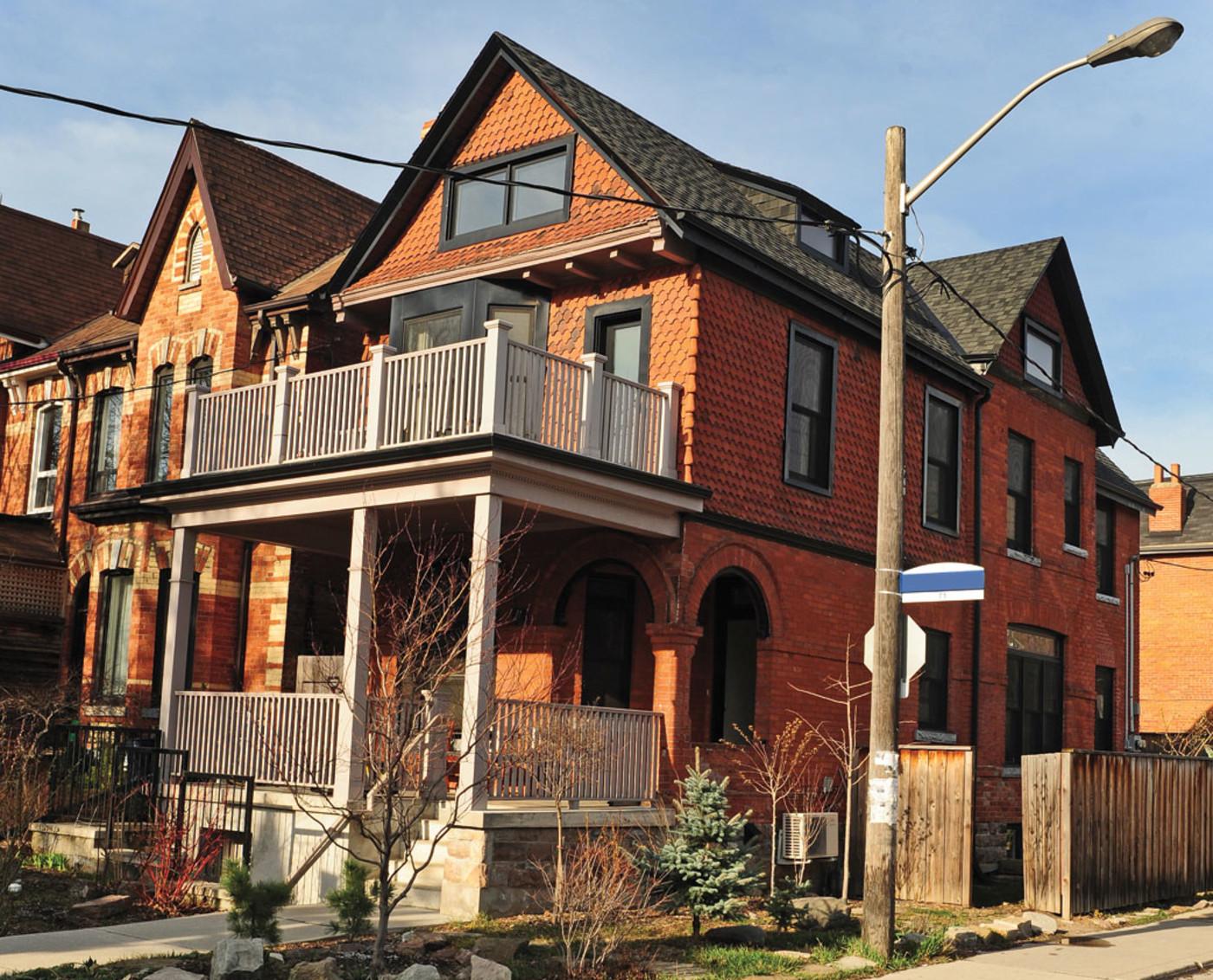 Toronto Life Renovation Article