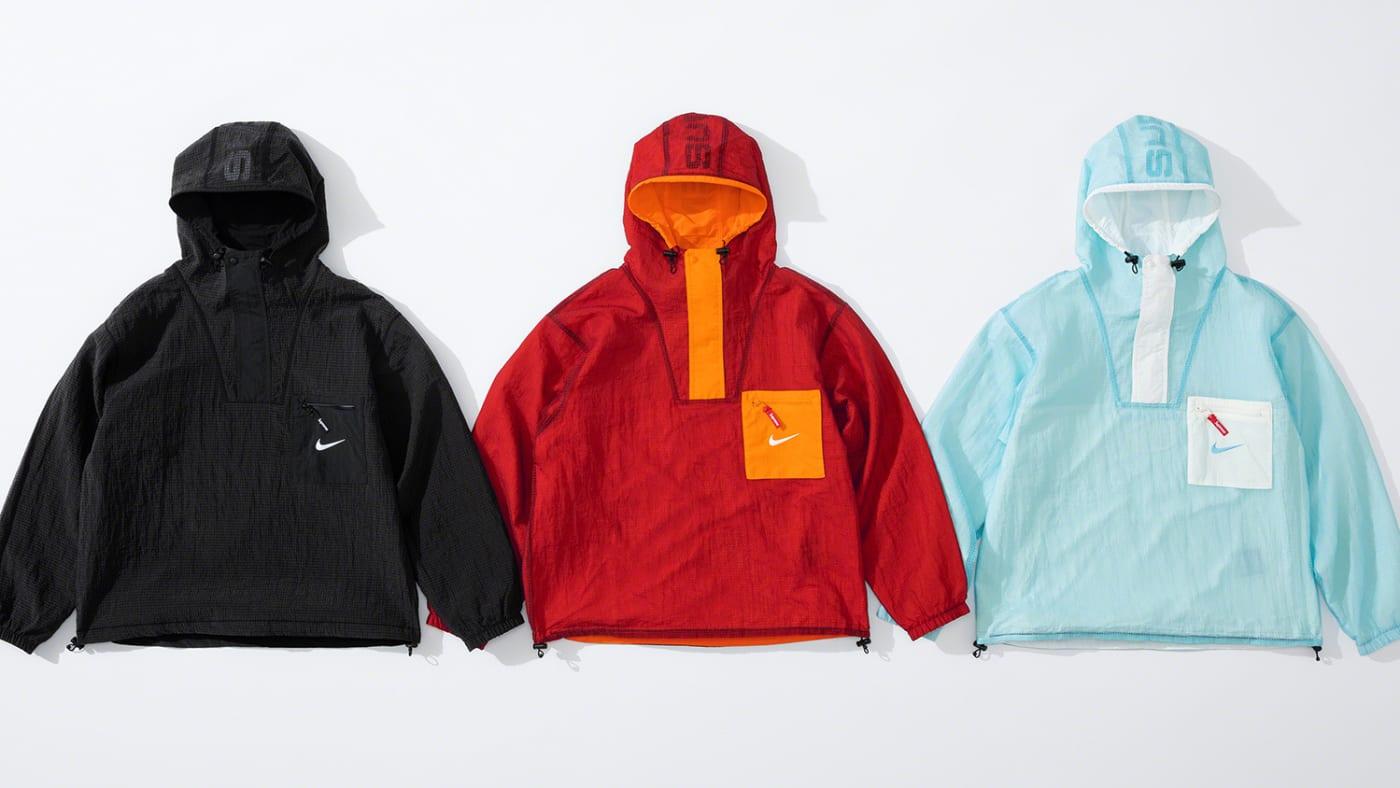 Supreme x Nike Fall Winter 2020