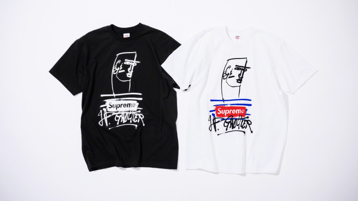 Supreme x Jean Paul Gaultier Collection