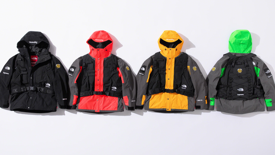Supreme x The North Face SS20 2