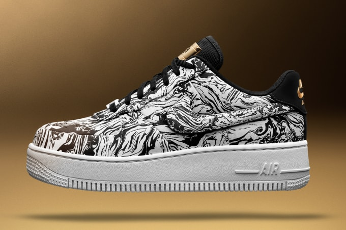 huge discount 2223c 119bc Nike WMNS Air Force 1 Upstep Low
