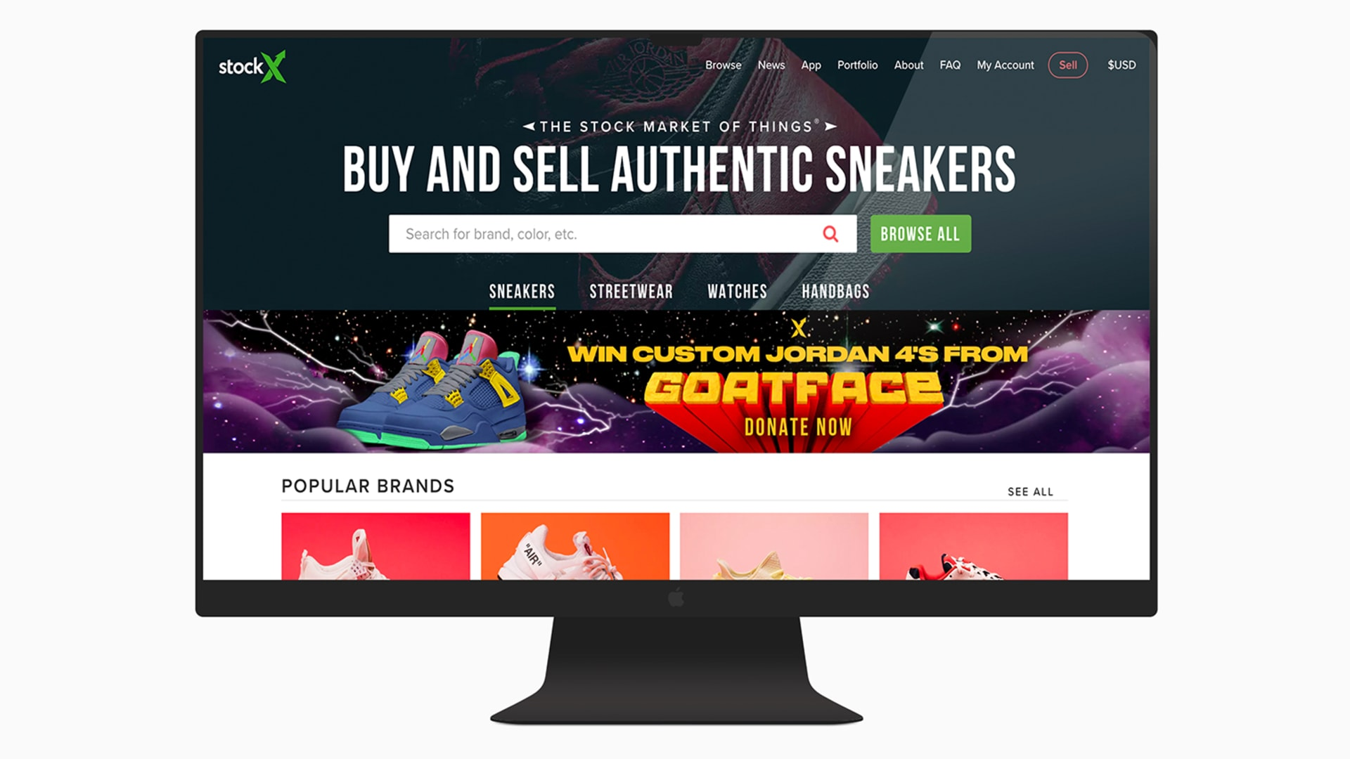 Buy & Sell Sneakers | Kixify Marketplace