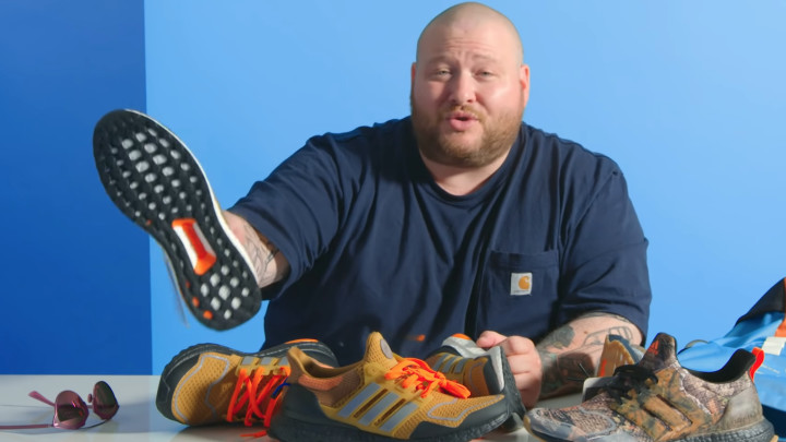 Action Bronson x Adidas Ultra Boost (Groupe 2)