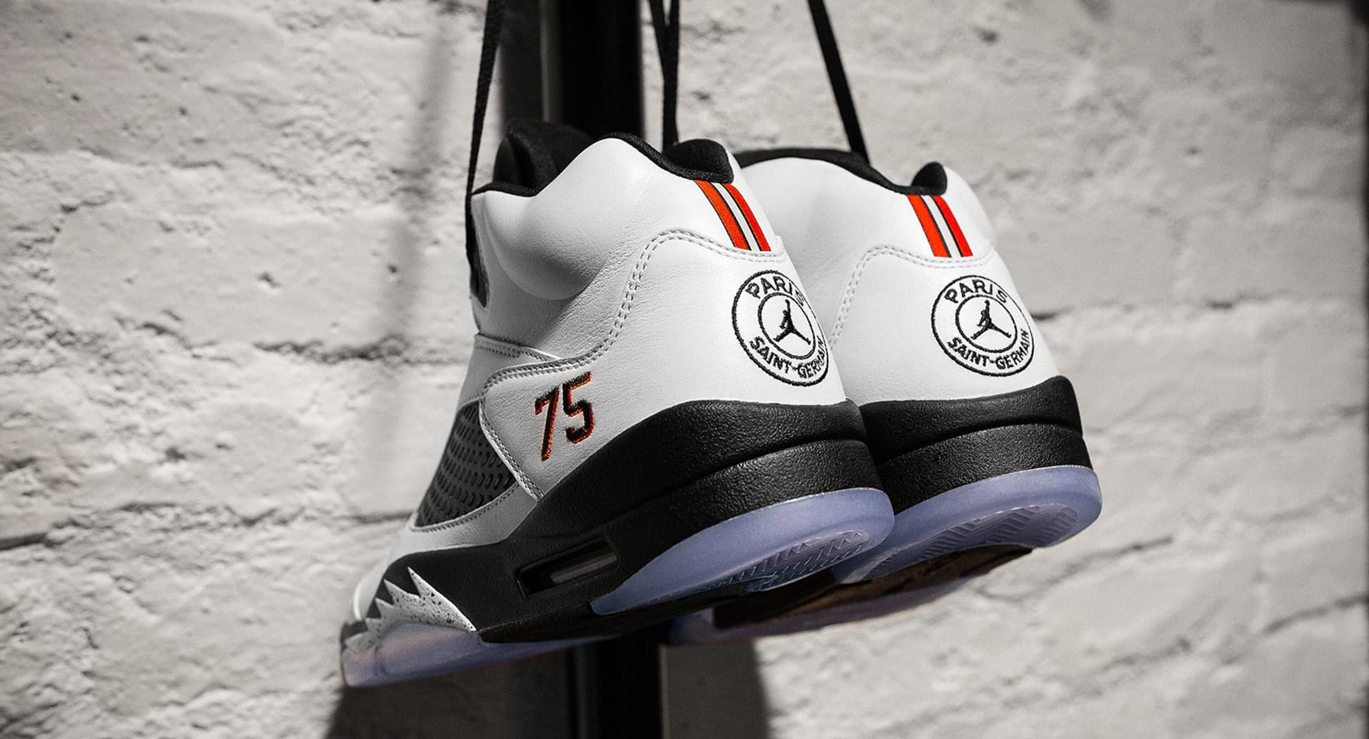 b1be7a6b93e Air Jordan 5  Paris Saint-Germain  Friends and Family ...