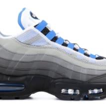 Nike Air Max 95 'Crystal Blue' AT8696-100 (Lateral)