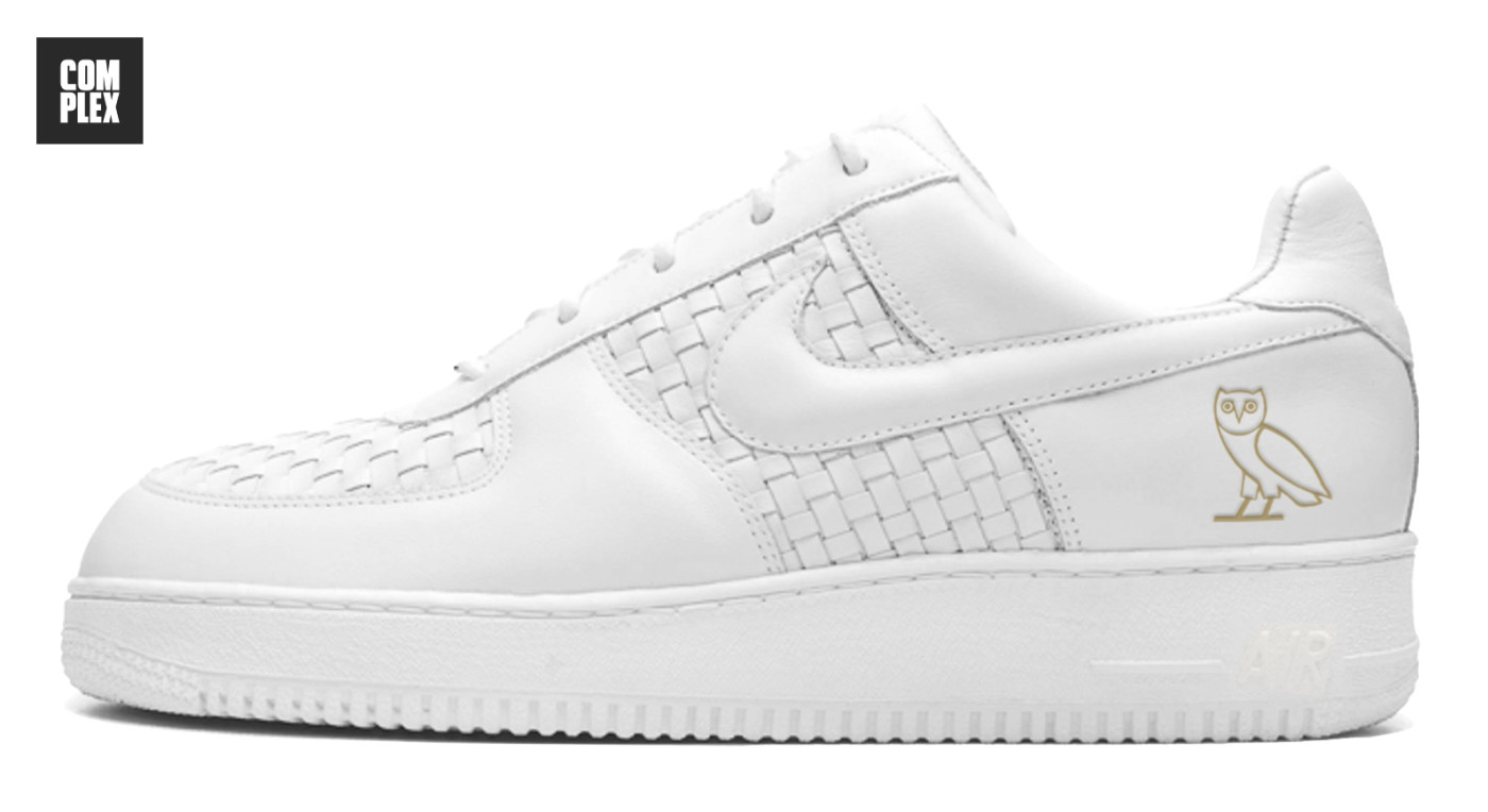 What The Drake Ovo X Nike Air Force 1 Collab Might Look Like Complex