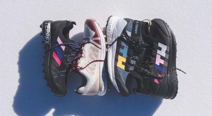 Kith x Adidas Terrex Collection