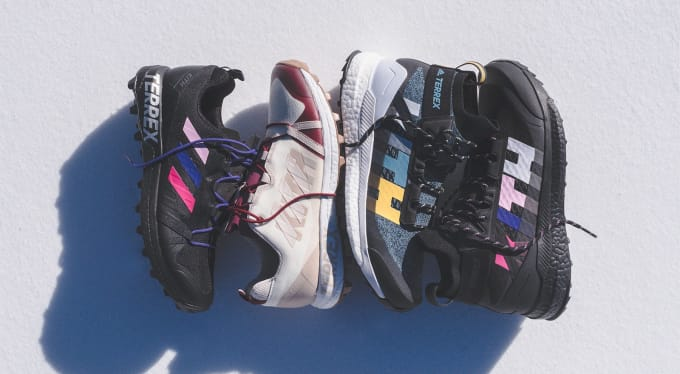 Kith x Adidas Terrex Collection