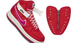 d686dd641649 Air Jordan 6. Emotionally Unavailable x Nike Air Force 1 High (Shroud)