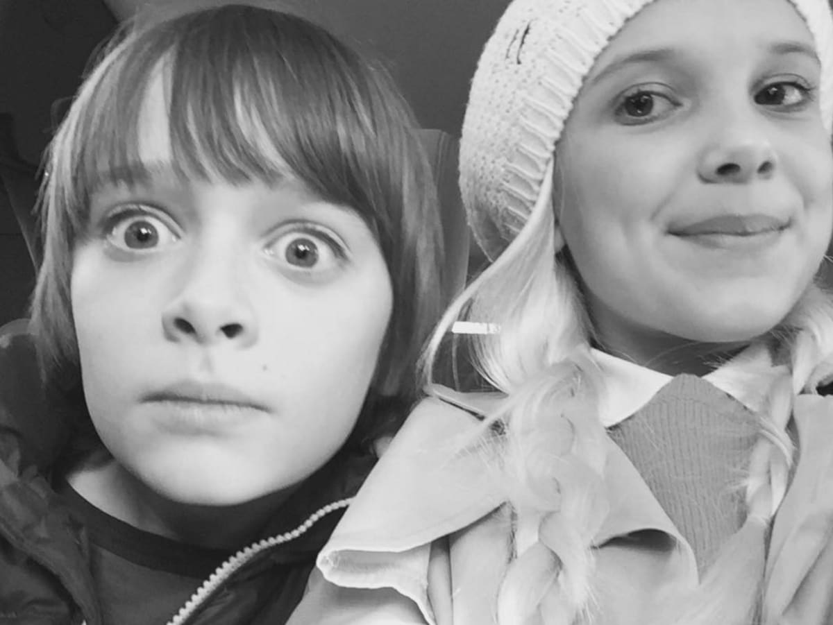 'Stranger Things' Star Noah Schnapp Breaks Silence On Will ...
