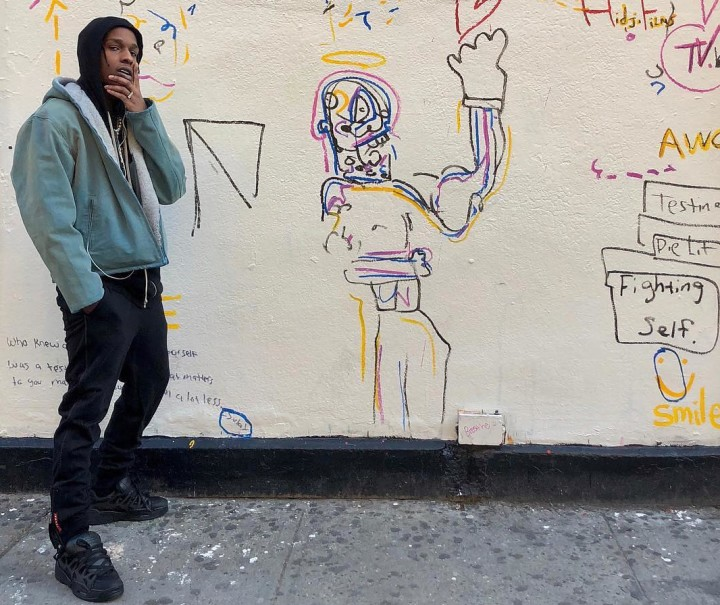 A$AP Rocky Might Be the Worst Sneaker Endorser | Complex
