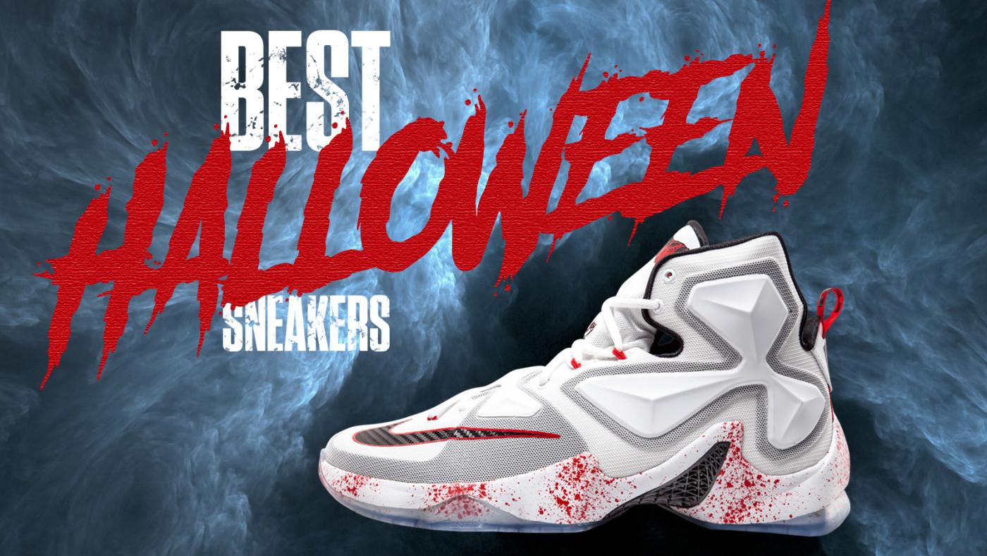 Halloween Sneakers 2020 Nba Best Sneakers for Halloween: Spookiest Sneakers of All Time | Complex