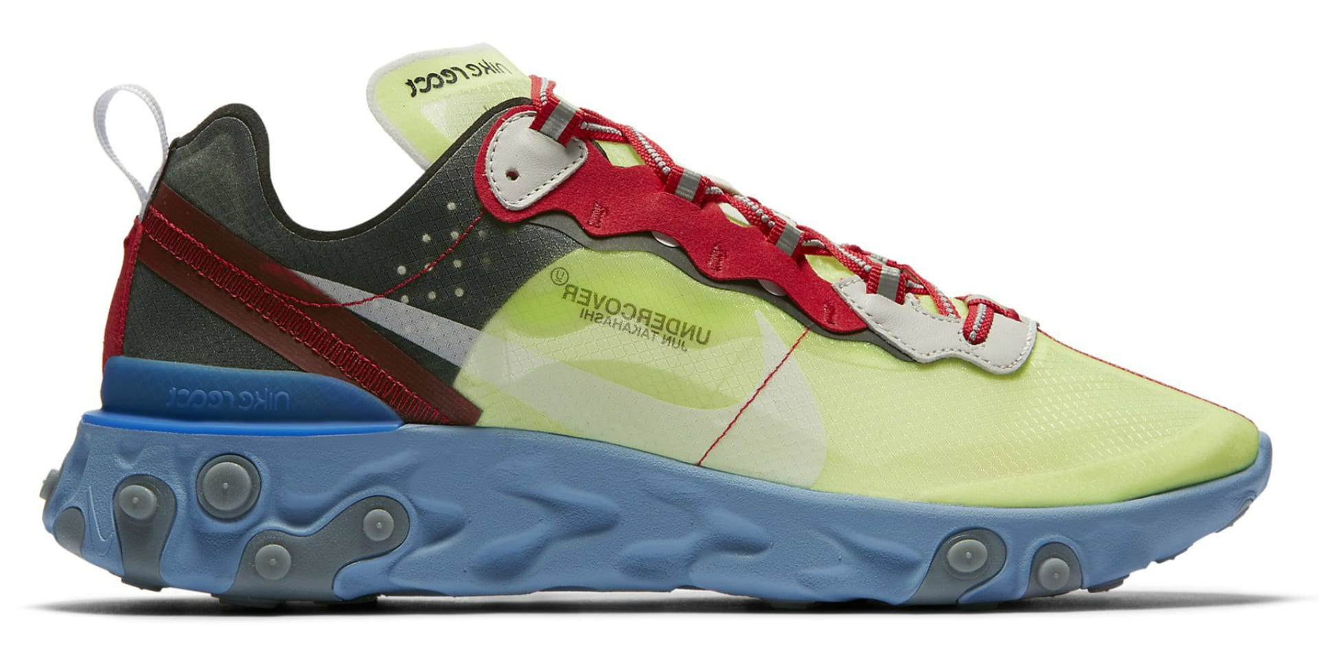 sports shoes ae155 00bd6 Undercover x Nike React Element 87