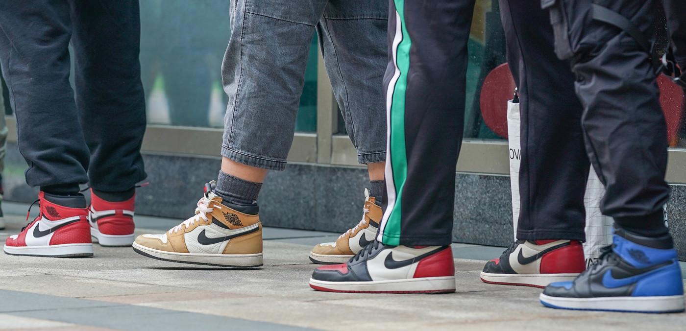 Air Jordan Sneaker Line