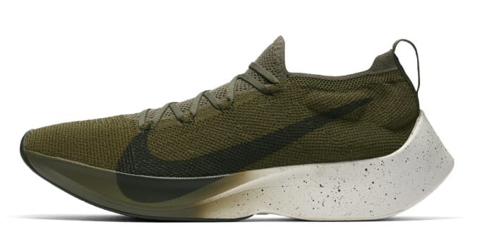 cheap for discount 9f709 af706 Nike Vapor Street Flyknit  Olive  AQ1763-201 ...