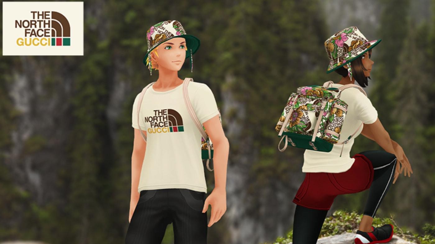 Gucci x The North Face Pokémon GO Streetwear Collaboration