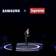 Samsung x Supreme Italia