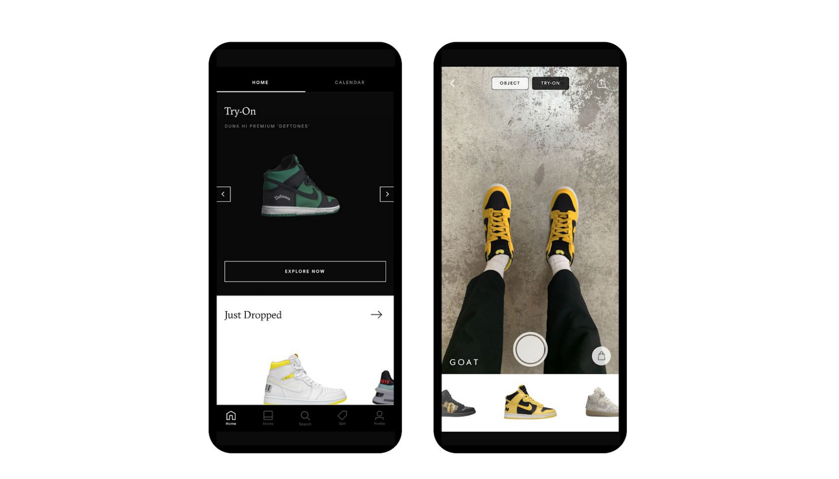 Sneaker App Lets You Try on Some of the Rarest Shoes in the World