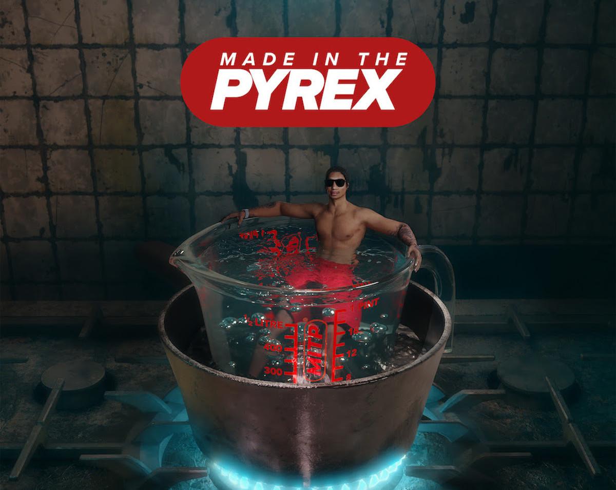 Digga D держит в центре внимания буровые установки с новым проектом «Сделано в Pyrex»