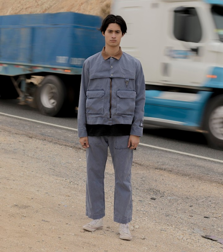 Reese Cooper 'Against the Wind' Capsule Collection