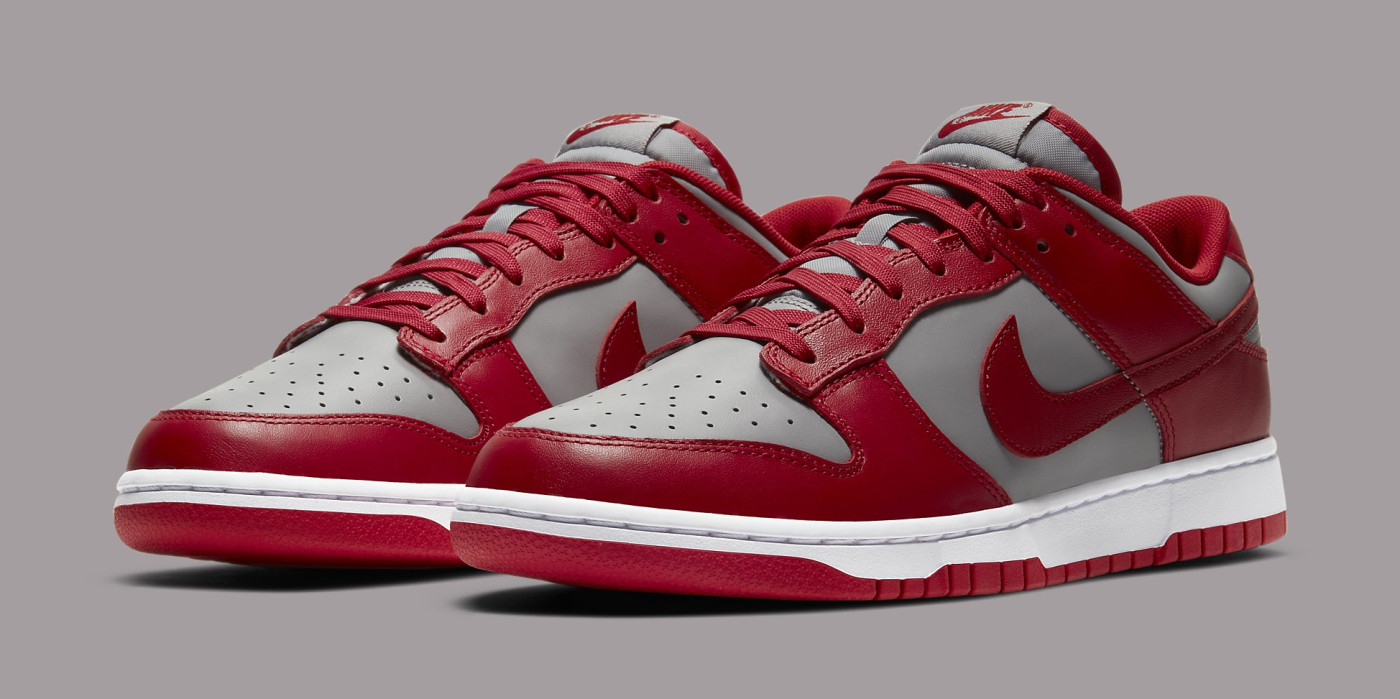 Nike Dunk Low 'UNLV' DD1391-002 Pair