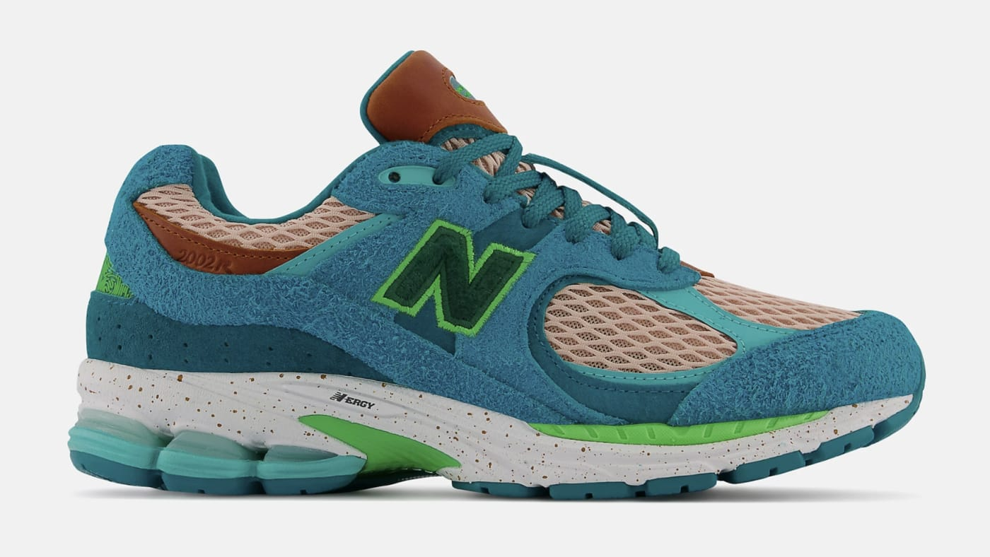 Salehe Bembury x New Balance 2002R 'Water Be The Guide' Lateral