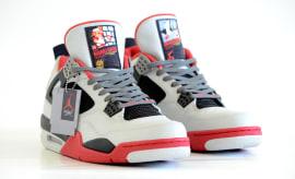 Air Jordan 4 Nintendo Custom (1)