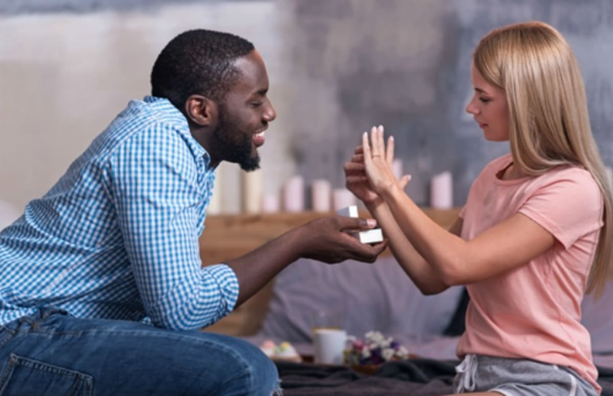State Farm Ad Depicting Interracial Couple Ignites Fury of Racist