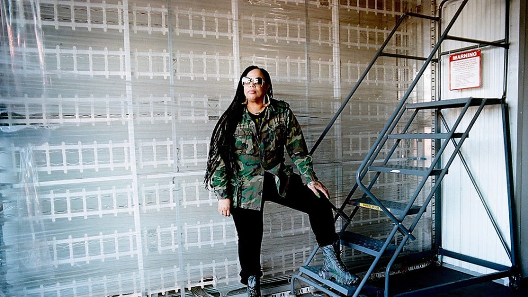 monica morrow hip hop stylist