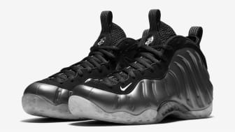 NikeMenAir Foamposite One Prm Triple Black 575420006